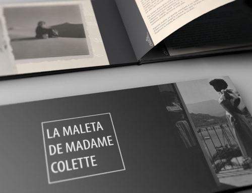 editorial, La Maleta de Madame Colette