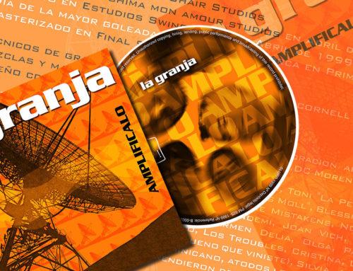 grafica, CD La Granja, 1999