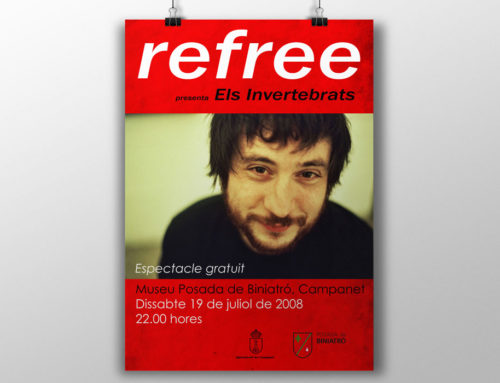 poster, Refree