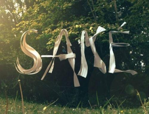 Saké, brand promo
